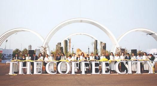 Thành phố Cà phê: Thành phố mẫu mực - Cộng đồng tỉnh thức
